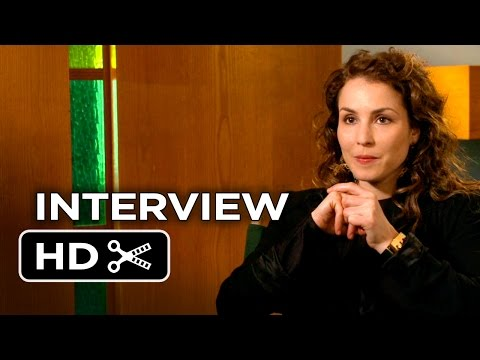 The Drop Interview - Noomi Rapace On The Character Nadia (2014) - James Gandolfini Movie HD