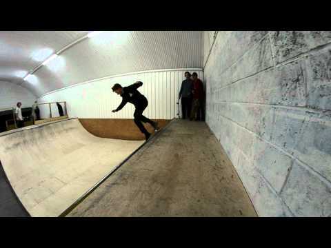 Casj Cult Tuesdays at Mile end skatepark Episode 1