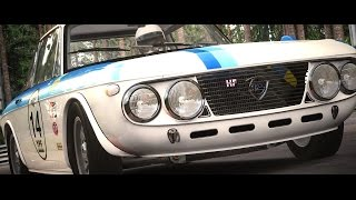 Assetto Corsa - Lancia Fulvia HF Official Trailer