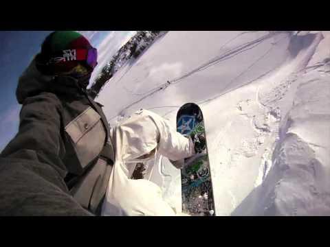 Tim Humphreys GoPro Snowboarding 2011 - Go Pro HD Hero