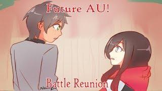 [RWBY Comic Dub] Future AU! | Battle Reunion