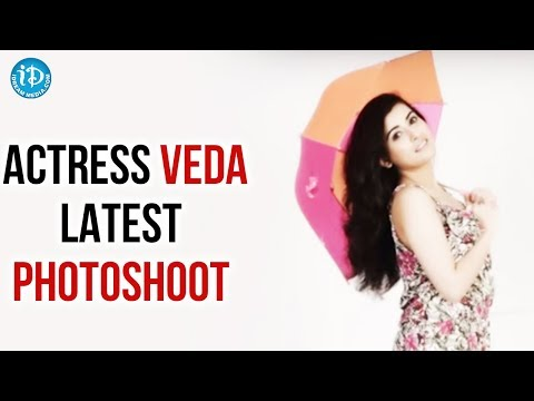 Telugu Actress Veda Latest Hot Photoshoot 2014