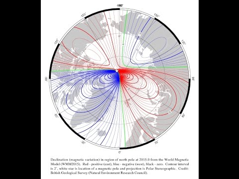 Mini Ice Age 2015-2035 | Earth's Magnetic Fields Now Twisting, Effects Showing