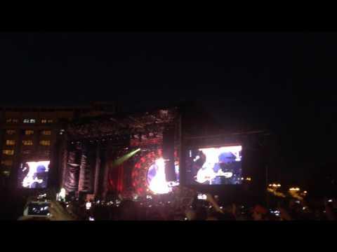 Queen + Adam Lambert, Bucuresti 2016