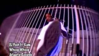 DJ Pooh ft. Kam - Whoop Whoop | Official Video