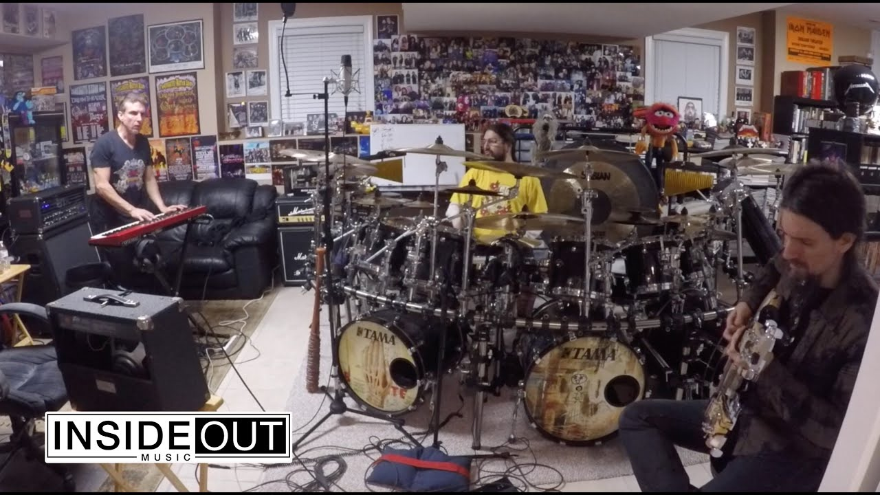 """SONS OF APOLLO - """"Fall To Ascend""""のWriting Session映像を公開 新譜「MMXX」2020年1月17日発売予定 thm Music info Clip"""