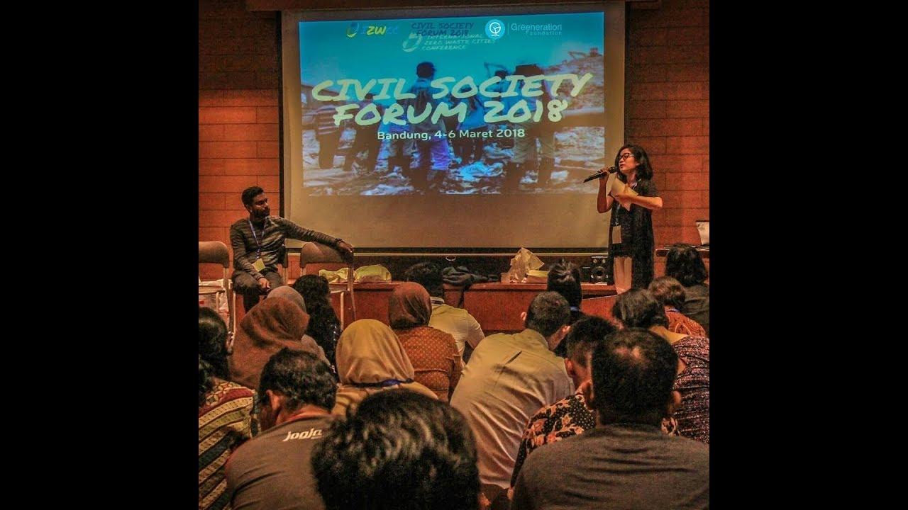 Civil Society Forum 2018