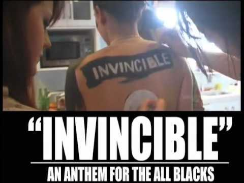 All Black Anthem - Invincible
