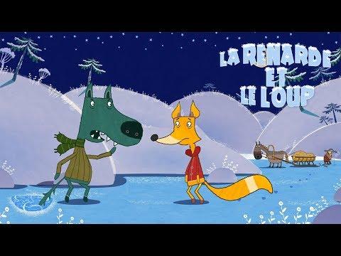 Les Contes de Masha - La Renarde Et Le Loup 🦊 (Épisode 6)