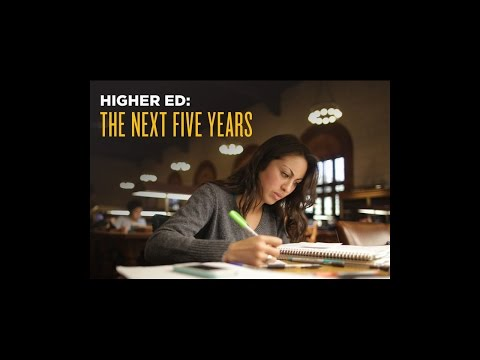 """Higher Ed: The Next Five Years"" with the Texas Tribune"