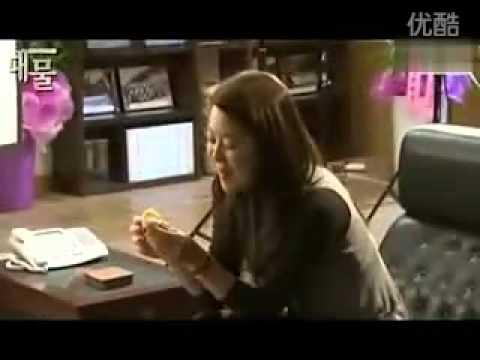 Daemul the making go hyun jung & kwon sang woo