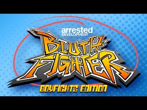 Bluthfighter - The Arrested Development Fighting Game