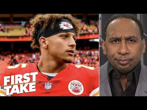 Stephen A. pumping the brakes on Rams vs. Chiefs Super Bowl LIII | First Take