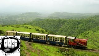 12 Most Scenic Train Routes In India