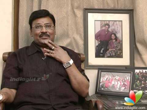 Bhagyaraj Gets Candid On Tamil Cinema