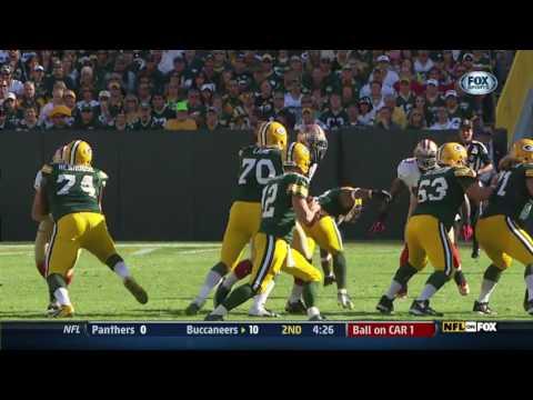 2012 49ers Packers Week 1