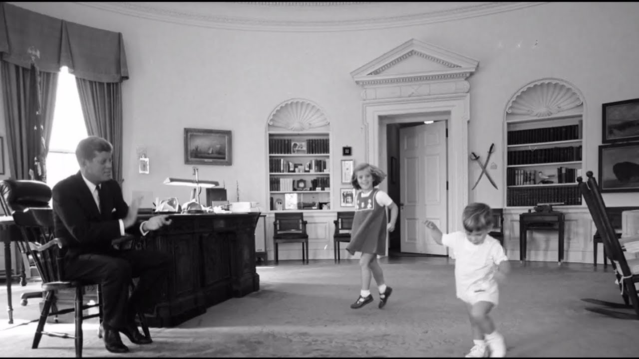 Caroline Kennedy Remembers a Visit to the Nixon White