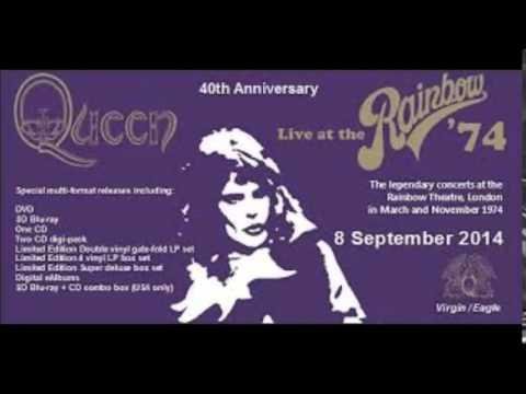 Queen 1974 Rainbow Queen Live Rainbow 1974