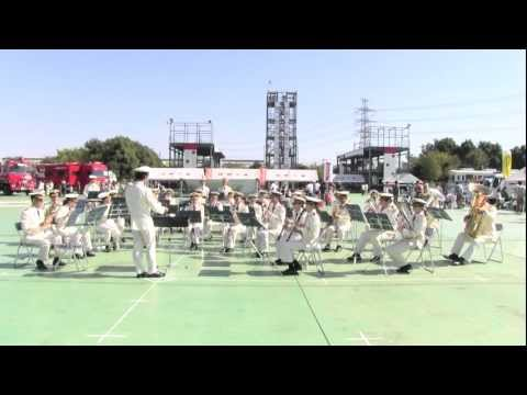 Wild At Heart - Arashi yokohama City Fire Department Band video