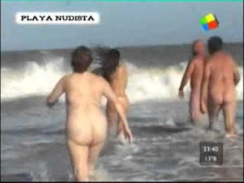 Notera de Calles Salvajes hizo nudismo