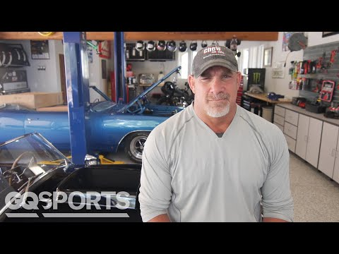 Bill Goldberg's Restored Classic Cars - Gq's Car Collectors - Los Angeles video