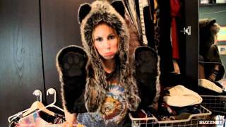 Keltie Colleen - Buzznet Closet Case with Keltie Colleen - Pt. 2