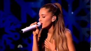 Michael Buble Video - Last Christmas - Ariana Grande Live At Michael Bublé's Christmas Special 2014