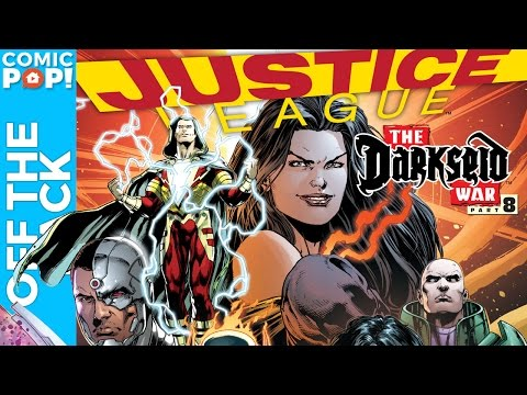 JUSTICE LEAGUE #48 Review   Off the Rack