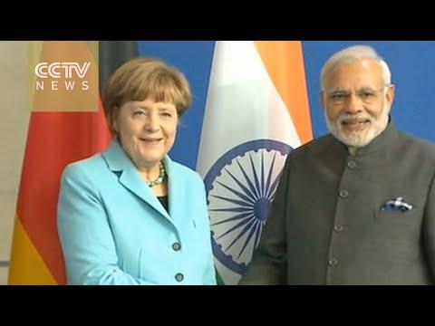 Modi, Merkel express support for FTA talks