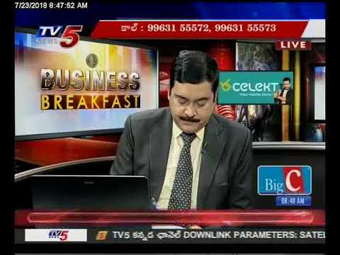 23th July 2018 TV5 News Business Breakfast