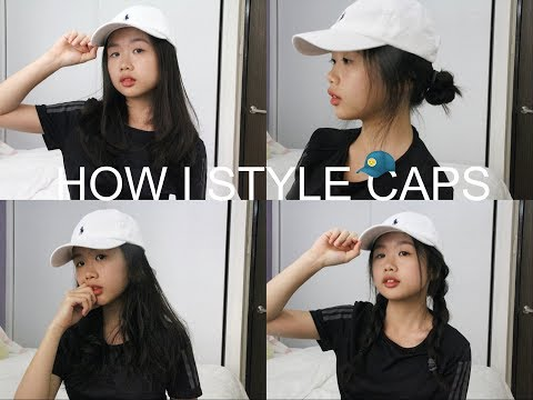How I Style Baseball Caps