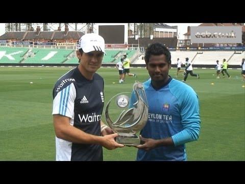 Alastair Cook and Angelo Mathews preview England v Sri Lanka ODI