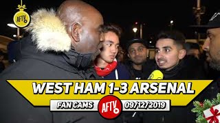 West Ham 1-3 Arsenal | Would You Take Arteta As The Next Manager? (Robbie Asks Fans)