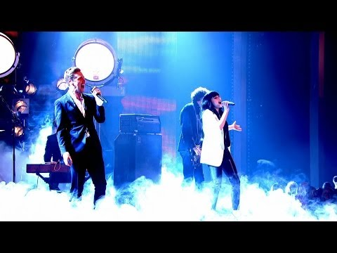 Ricky Wilson & Christina Marie performs 'Coming Home' - The Voice UK 2014: The Live Finals - BBC One