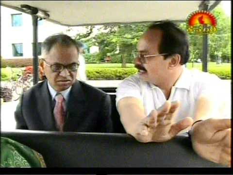 Infosys Narayana murthy interview in kannada part 2