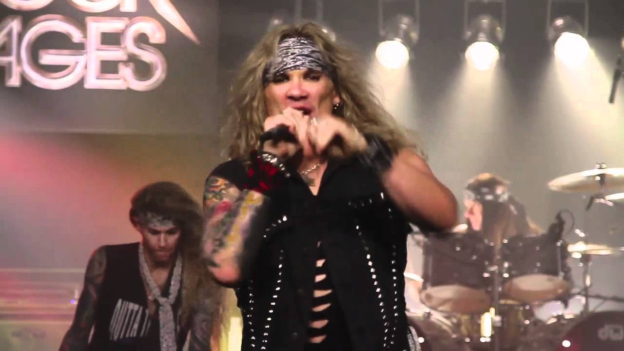 Steel Panther Quot Happy Birthday Bros Quot For The Rock Of