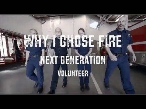 Why I Chose Fire:Next Generation Volunteer Recruitment