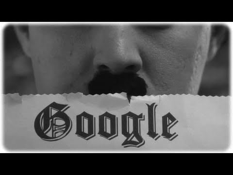 Google Goes Silent...Film as Logo Turns to Chaplinesque Video
