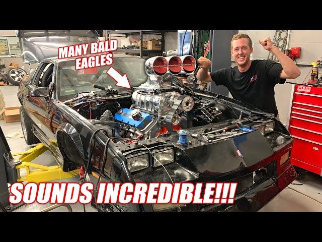 TOAST IS ALIVE! Firing Up Our 10.3L Supercharged BIG BLOCK For the First Time! *MAXIMUM FREEDOM* thumbnail