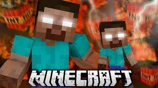 If Herobrine had a Child - Minecraft