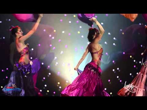 LumiAir - A Cirque Extraordinaire Comes to Sunway Lagoon