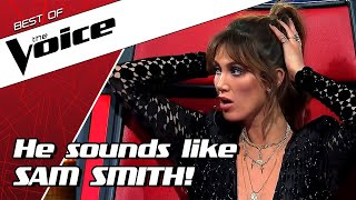 TOP 10 | BEST SAM SMITH Auditions in The Voice