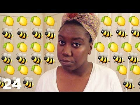 Beyonce Said Drink This #Lemonade, Heaux!! | VEDA Day 24 of 30 @EVEEEEEZY