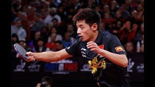 Zhang Jike - Built For Table Tennis