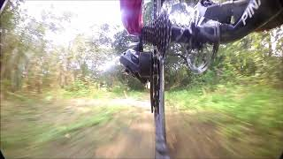 Sram Red Axs Rear Derailleur off-road test