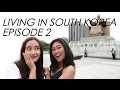 Living In South Korea Vlog Eps.2 | King Sejong Statue, Gyeongbokgung (Bahasa Indonesia/ENG SUB)