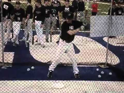 Connor Morris - iFungo Showcase at Lucas Oil Stadium Jan. 22, 2011