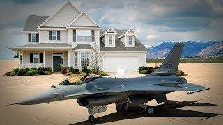 Visitando Clientes | Um avião dentro de casa??? ✈