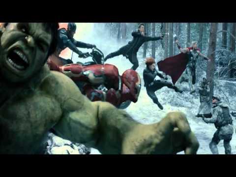 Marvel's Avengers  Age of Ultron-Biệt Đội Báo Thù: Kỉ Nguyên Ultron TV Spot 2 Vietsub thumbnail