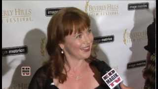 Aileen Quinn (Annie) Interview at Beverly Hills Film Festival 2012